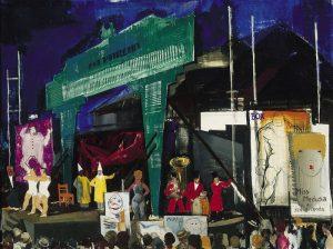 A cirkusz Aba-Novák Vilmos festészetében – Cirkopédia 20