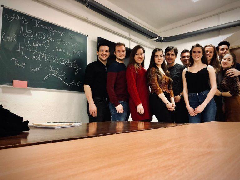 Új előadásokkal ünnepli a nyitást a Baross Imre Artistaképző Intézet Szakgimnázium